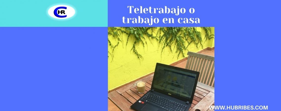 Coworking HUB RIBES Teletrabajo o trabajo en casa