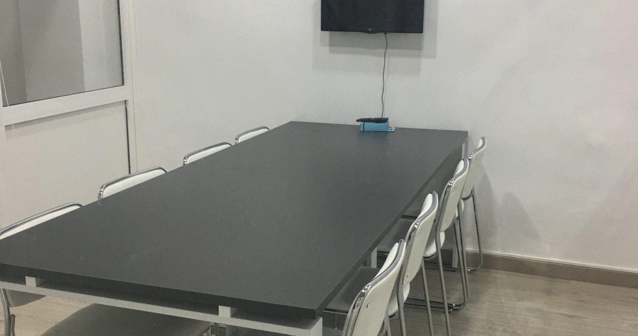 Coworking Sant Pere de Ribes Sala de reuniones